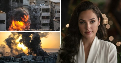 Gal Gadot slammed over Israeli-Hamas post calling for peace amid reminders she served in army