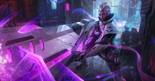 Riot Games reveal EIGHT new League of Legends Project skins including two Prestige and two Legendary skins