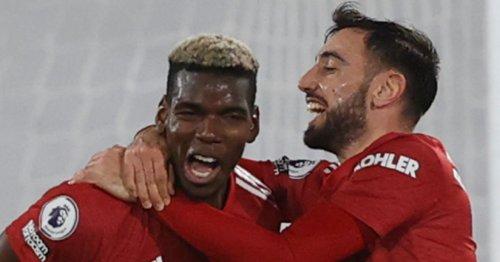 Paul Pogba jokes about Man Utd teammate Bruno Fernandes' only weakness