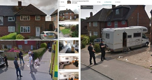 House hunters find dramatic scenes after looking at potential home on Google