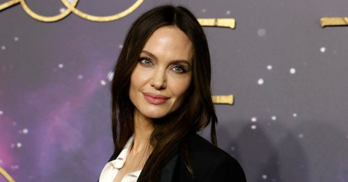 Angelina Jolie 'proud to show daughters they can be feminine and imperfect' with Eternals character