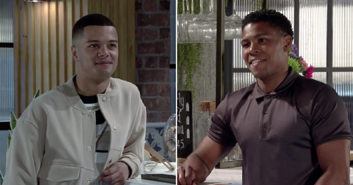 Coronation Street spoilers: James Bailey and Danny reunite but can James come out?