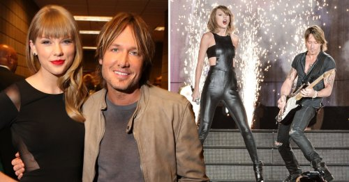 Keith Urban reveals Taylor Swift approached him to feature on Fearless album while he was Christmas shopping