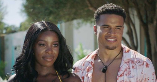 Yewande Biala brands Love Island 'the ghetto' as Kaz Kamwi becomes 4th Black woman not picked in first coupling