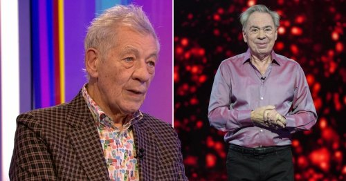 Sir Ian McKellen says Andrew Lloyd Webber 'right to get passionate about theatre' but 'prison's going a bit far'