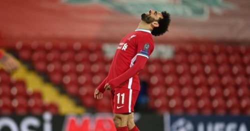 Michael Owen takes swipe at Mohamed Salah for missed chance against Real Madrid