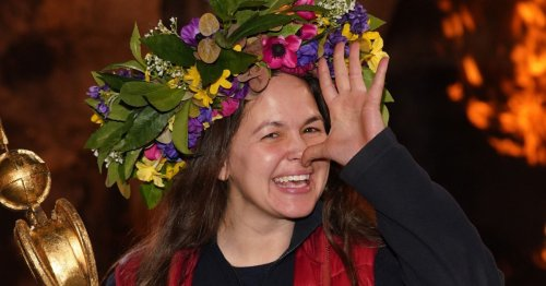 Giovanna Fletcher 'claimed £30k from Government's furlough scheme' after I'm A Celebrity win