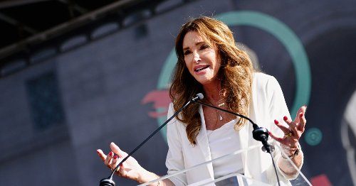 Caitlyn Jenner opens up about immigration policy plans and reveals she's pro border patrol: 'I am all for the wall'