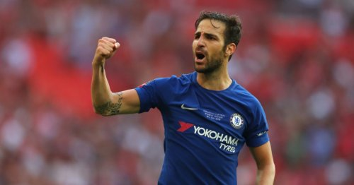 No Drogba and Bergkamp: Cesc Fabregas names his dream Arsenal and Chelsea XI