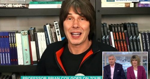 Brian Cox shares scientific theory that 'we might be holograms' and This Morning viewers are baffled