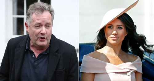 Piers Morgan says new job will 'give Meghan Markle nightmares' as he stokes feud