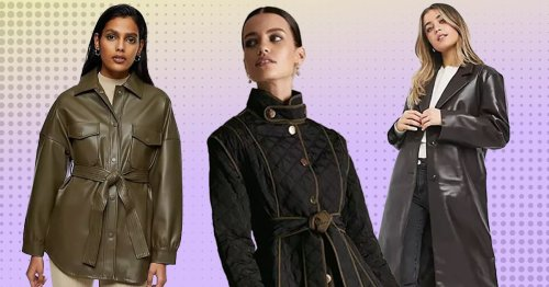 Autumn fashion: Coats you can wear in awkward between-season weather