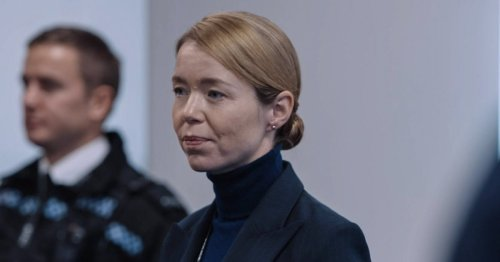 Line of Duty: What has Anna Maxwell Martin been in and who is DCI Patricia Carmichael?