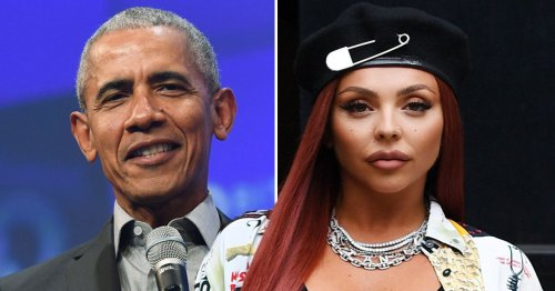 Jesy Nelson is about to perform for Barack Obama and people are understandably baffled