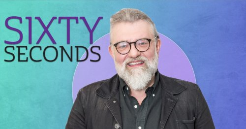 Hairy Bikers star Si King on how his son's vegan diet has helped his 3 stone weight loss