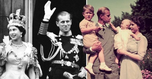 Why Prince Philip changed his surname before he married the Queen