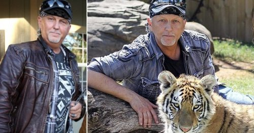 Jeff Lowe forced to take show on the road after being 'evicted from Tiger King park'