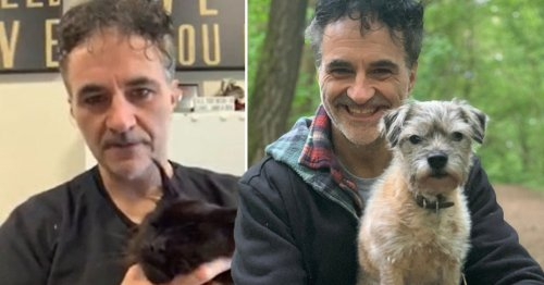 Supervet Noel Fitzpatrick breaks down in tears in tribute to beloved dog Keira: 'She made me the best I could be'