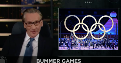 Bill Maher claims Olympics are 'more woke' than Oscars and calls cancel culture 'an insanity swallowing the world'