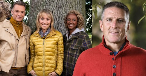 Why is Iolo Williams not presenting live on Autumnwatch 2021?