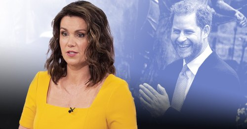 Susanna Reid defends Prince Harry 'being in charge of his story' with tell-all memoir