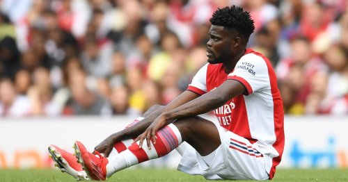 Arsenal's midfield transfer plans uncertain after receiving Thomas Partey injury diagnosis