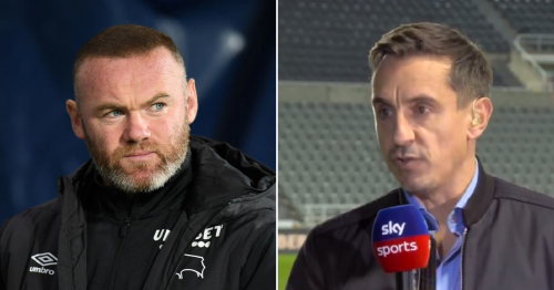 'This has to stop' – Gary Neville calls for change as 'football institution' Derby County prepare to enter administration