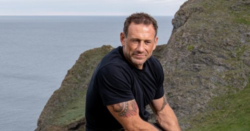 Jason Fox: Who is the SAS: Who Dares Wins star as he fronts his own show Foxy's Fearless 48 Hours?