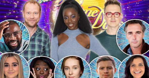 How much are the Strictly stars paid?