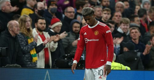 Ole Gunnar Solskjaer rates Marcus Rashford's chances of playing against Liverpool after coming off against Atalanta