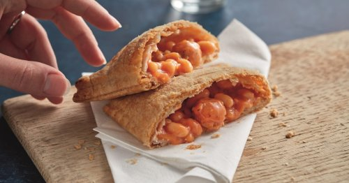 Greggs launches vegan sausage, bean, and cheeze melt