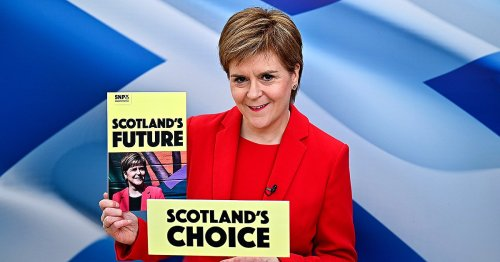 Nicola Sturgeon vows four-day weeks and free dentist trips in manifesto