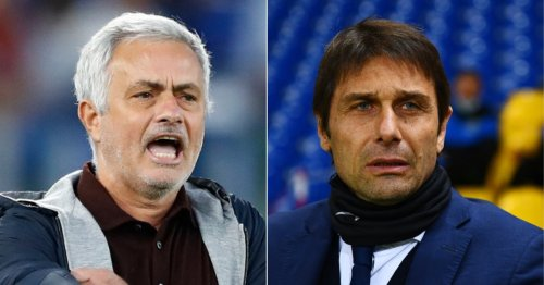 Manchester United board have concerns over Antonio Conte being too similar to Jose Mourinho