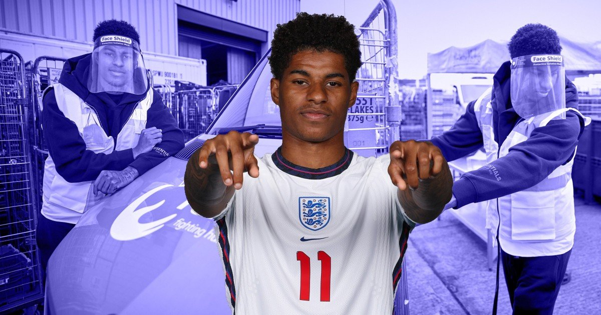 All the amazing things Marcus Rashford has done for England aside from football