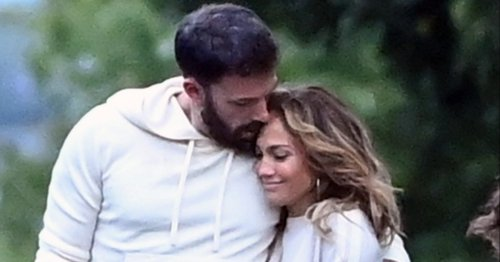 Jennifer Lopez finally makes rekindled romance with Ben Affleck official as they kiss on Instagram