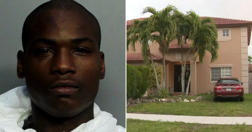 'Man, 19, shot his aunt, grandfather then killed cousin after they found out he uses drugs'