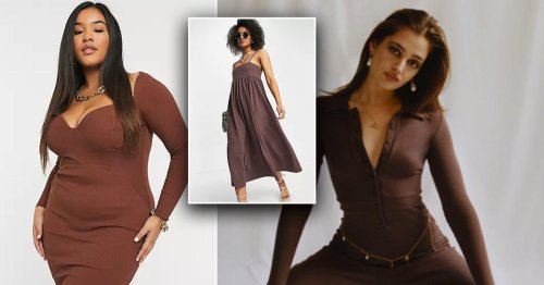 Brown is the colour of the season – here are eight pieces to buy now