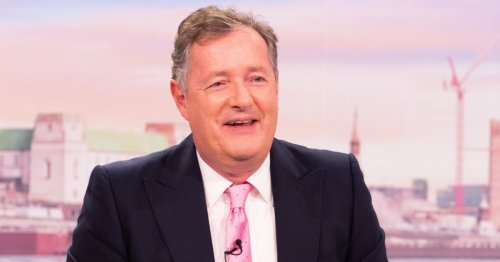 Piers Morgan hints television return five months after quitting Good Morning Britain