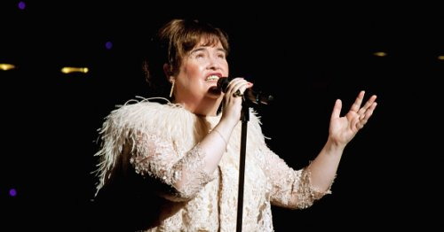 Tokyo 2020 Olympics: Susan Boyle makes shock appearance at opening ceremony as viewers are astonished