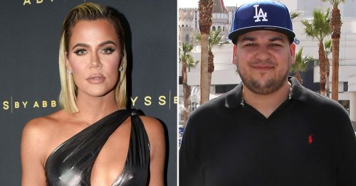 Khloe Kardashian reveals brother Rob 'hooked up' with BFF Malika Haqq