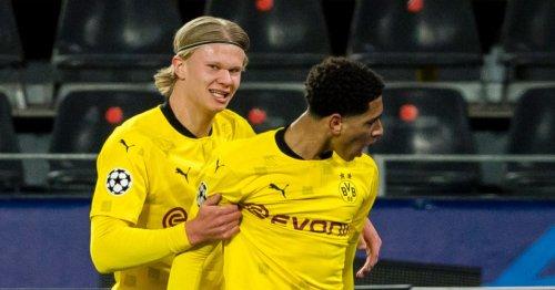Pep Guardiola singles out Dortmund star Jude Bellingham after Manchester City book Paris Saint-Germain semi-final tie