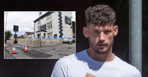Man knocked out in pub brawl after funeral for best mate