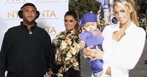 Katie Price visited three abortion clinics during pregnancy with son Harvey Price