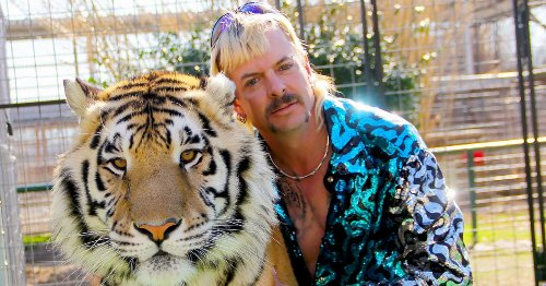 Joe Exotic reaches out to Nicolas Cage and John Cameron Mitchell over rival TV series