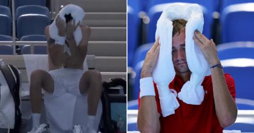 'It's a joke!' – Daniil Medvedev blasts Tokyo Olympics as players wilt in the heat