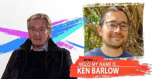 My name is Ken Barlow but I've never seen an episode of Coronation Street