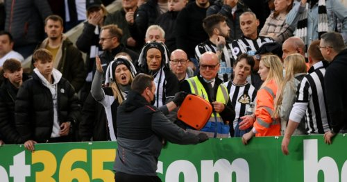 Newcastle confirm fan is 'stable and responsive' after collapse during defeat to Tottenham