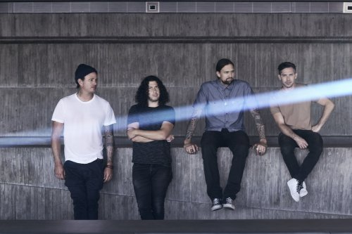 """Ilan Rubin on Angels & Airwaves: """"It's more of a vehicle for positivity"""""""