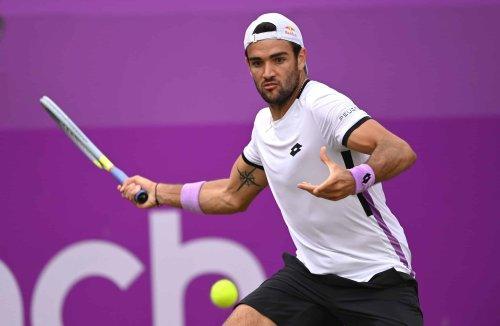 ATP Queen's: Berrettini batte De Minaur e conquista la prima finale 500
