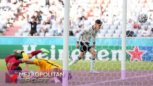 Euro 2020, Portogallo-Germania 2-4: super Gosens, lusitani ko